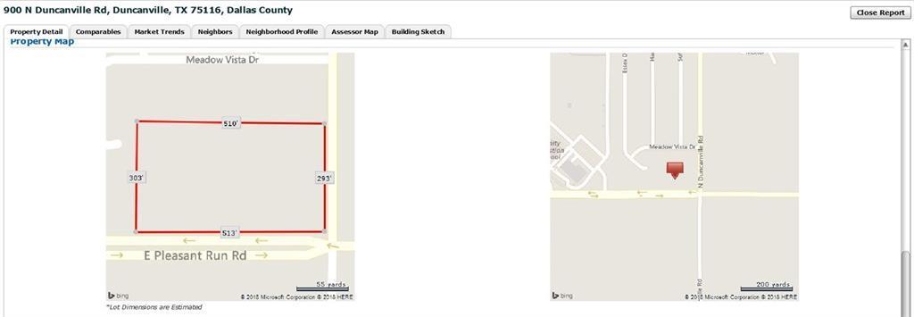Active | 900 N Duncanville Road Cedar Hill, TX 75104 1