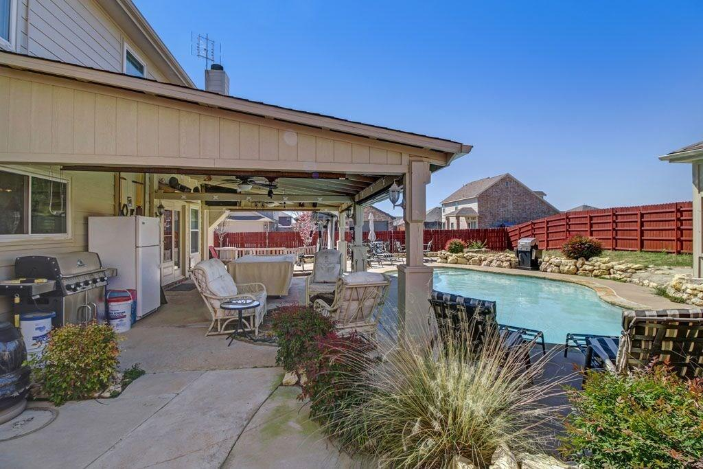 Sold Property | 7101 Little Mohican Drive Fort Worth, Texas 76179 19