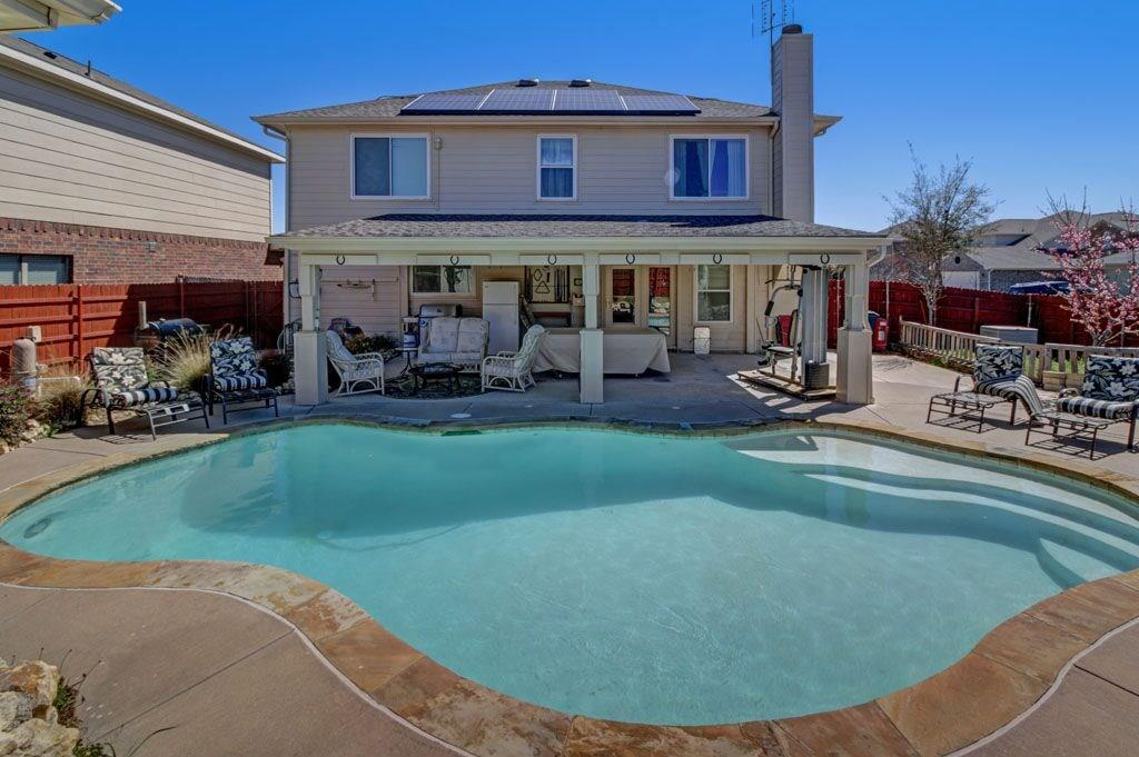 Sold Property | 7101 Little Mohican Drive Fort Worth, Texas 76179 23