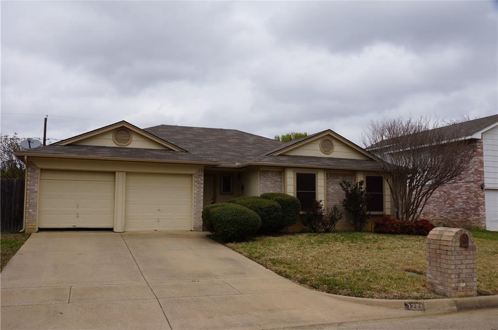 Sold Property | 1221 Nicole Way Fort Worth, Texas 76028 1