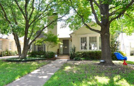 Sold Property | 4691 N Versailles Avenue Highland Park, Texas 75209 0