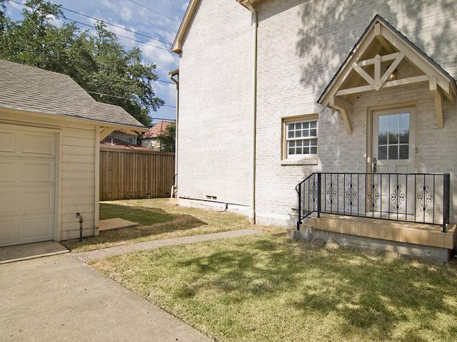 Sold Property | 4509 Fairfax Avenue Highland Park, Texas 75205 15