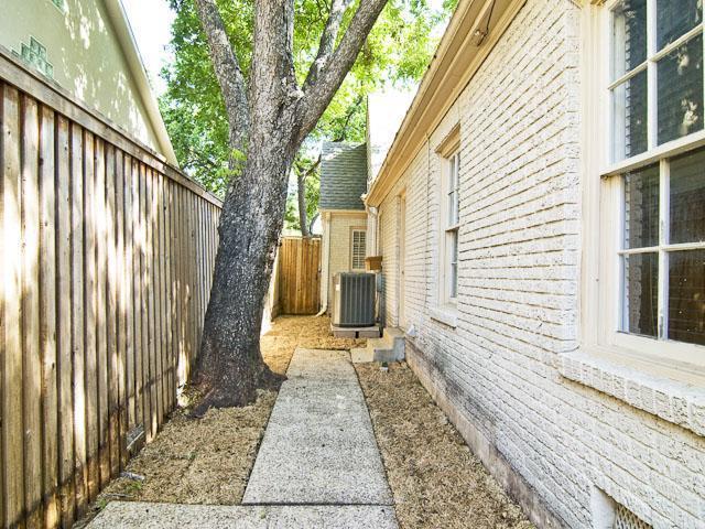 Sold Property | 4509 Fairfax Avenue Highland Park, Texas 75205 16