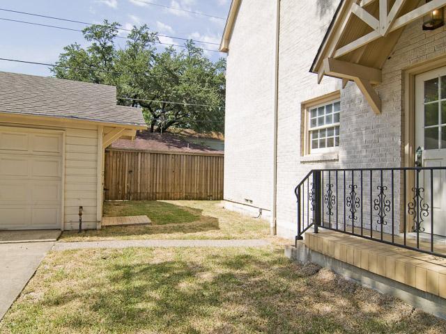 Sold Property | 4509 Fairfax Avenue Highland Park, Texas 75205 21