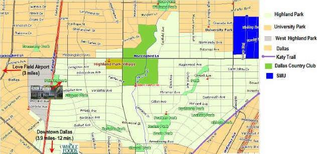 Sold Property | 4509 Fairfax Avenue Highland Park, Texas 75205 23