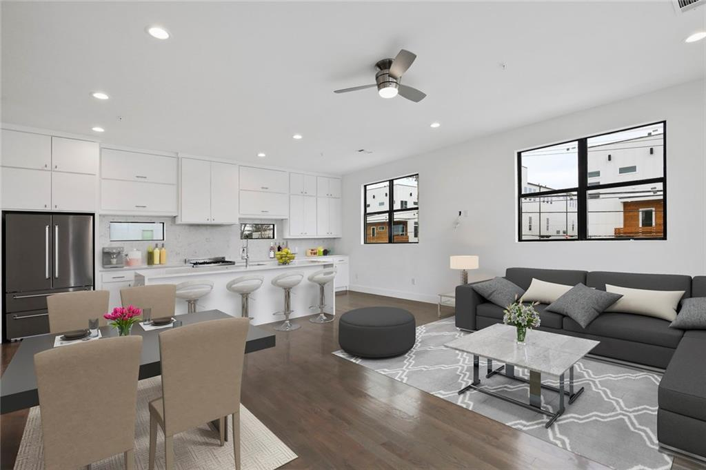 Sold Property | 2307 N Carroll Avenue #1 Dallas, Texas 75204 8