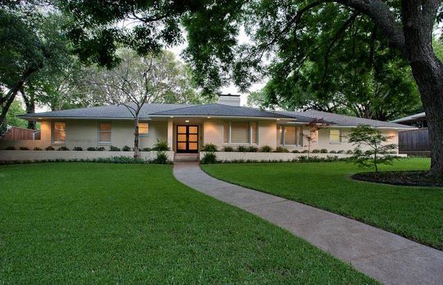Sold Property | 7708 Mason Dells Drive Dallas, Texas 75230 0