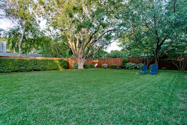 Sold Property | 7708 Mason Dells Drive Dallas, Texas 75230 20