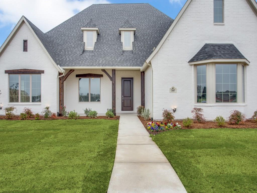 Sold Property | 287 Morning Fog Lane Sunnyvale, Texas 75182 1