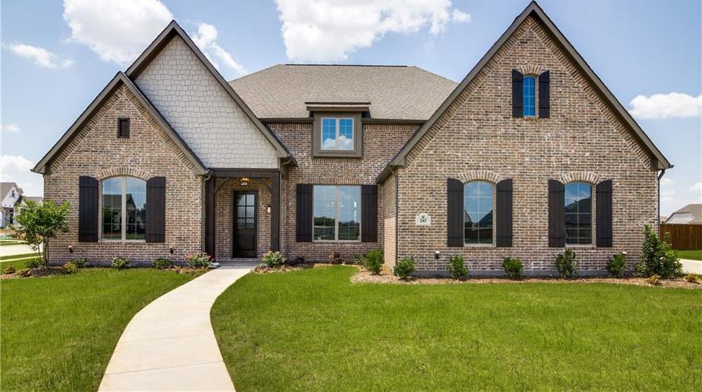 Sold Property | 287 Wildflower Lane Sunnyvale, Texas 75182 0