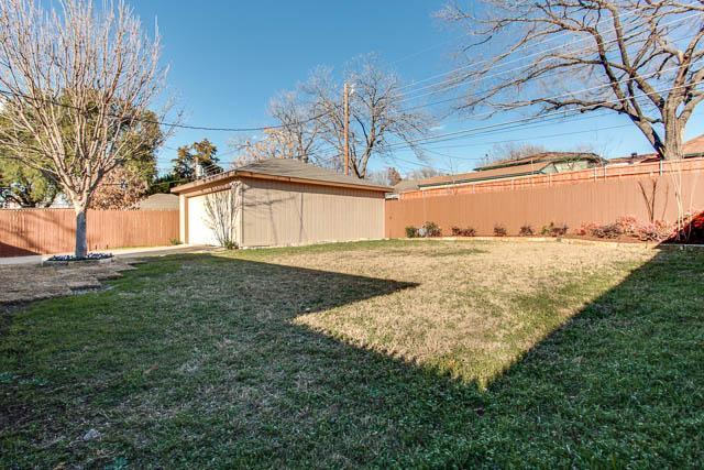 Sold Property | 11626 Cimarec Street Dallas, Texas 75218 21