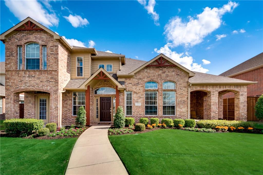 Sold Property | 971 Crystal Lake Frisco, Texas 75034 1