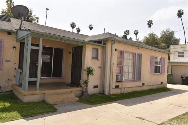 Active | 4183 2nd Avenue Los Angeles, CA 90008 6