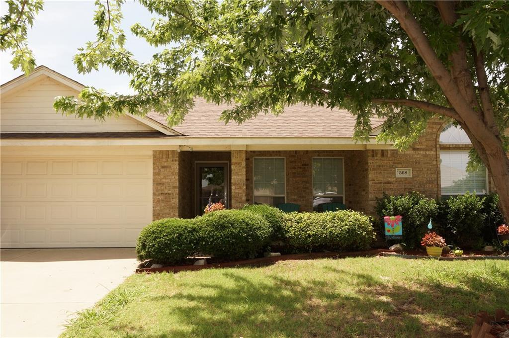 Sold Property | 508 Thistle Meade Circle Burleson, Texas 76028 0