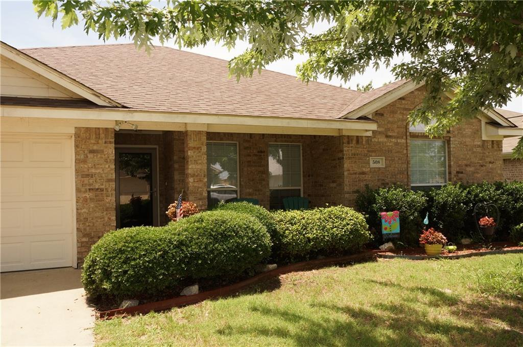 Sold Property | 508 Thistle Meade Circle Burleson, Texas 76028 1