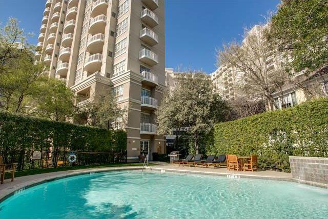 Sold Property | 3225 Turtle Creek Boulevard #1204A Dallas, Texas 75219 17