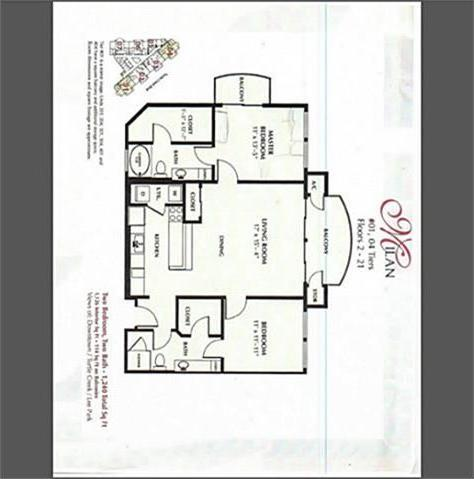 Sold Property | 3225 Turtle Creek Boulevard #1204A Dallas, Texas 75219 21