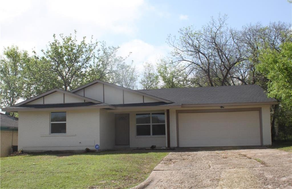 Sold Property | 1429 Chester Street Grand Prairie, Texas 75050 0