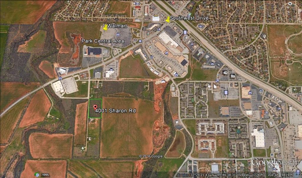 Active Option Contract | 4001 Sharon Road Abilene, Texas 79606 1