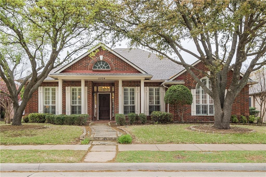Sold Property | 11104 New Orleans Drive Frisco, Texas 75035 2