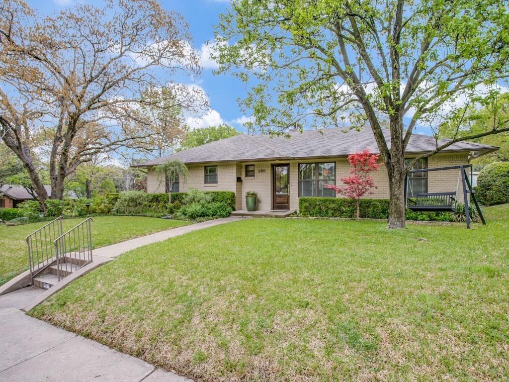 Sold Property | 6486 Sudbury Drive Dallas, Texas 75214 1