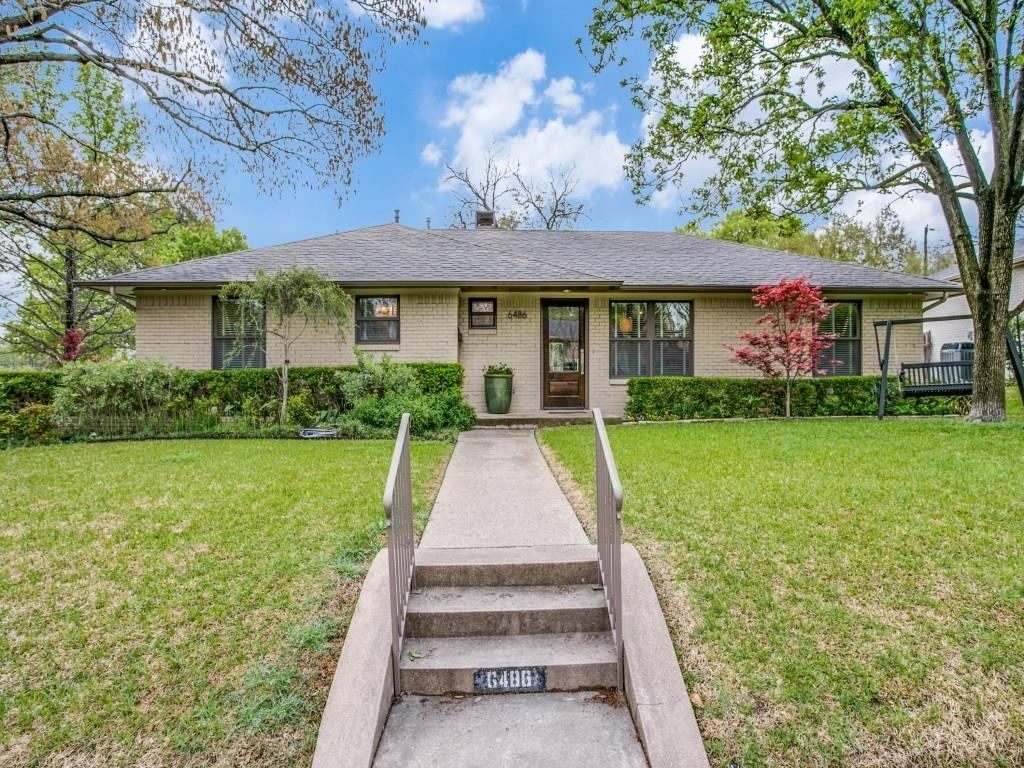 Sold Property | 6486 Sudbury Drive Dallas, Texas 75214 2