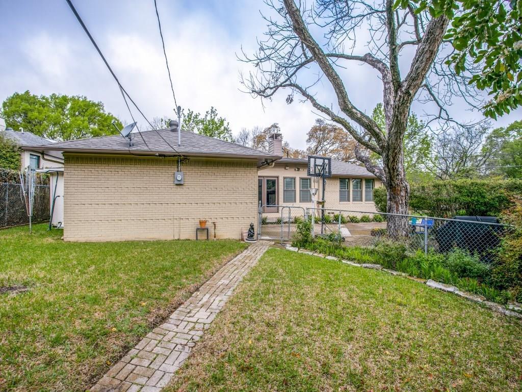 Sold Property | 6486 Sudbury Drive Dallas, Texas 75214 24