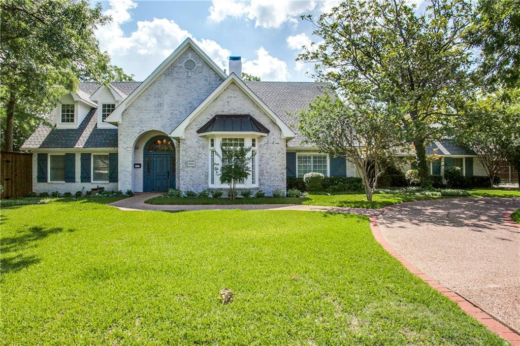 Sold Property | 9909 Edgemere Road Dallas, Texas 75230 2