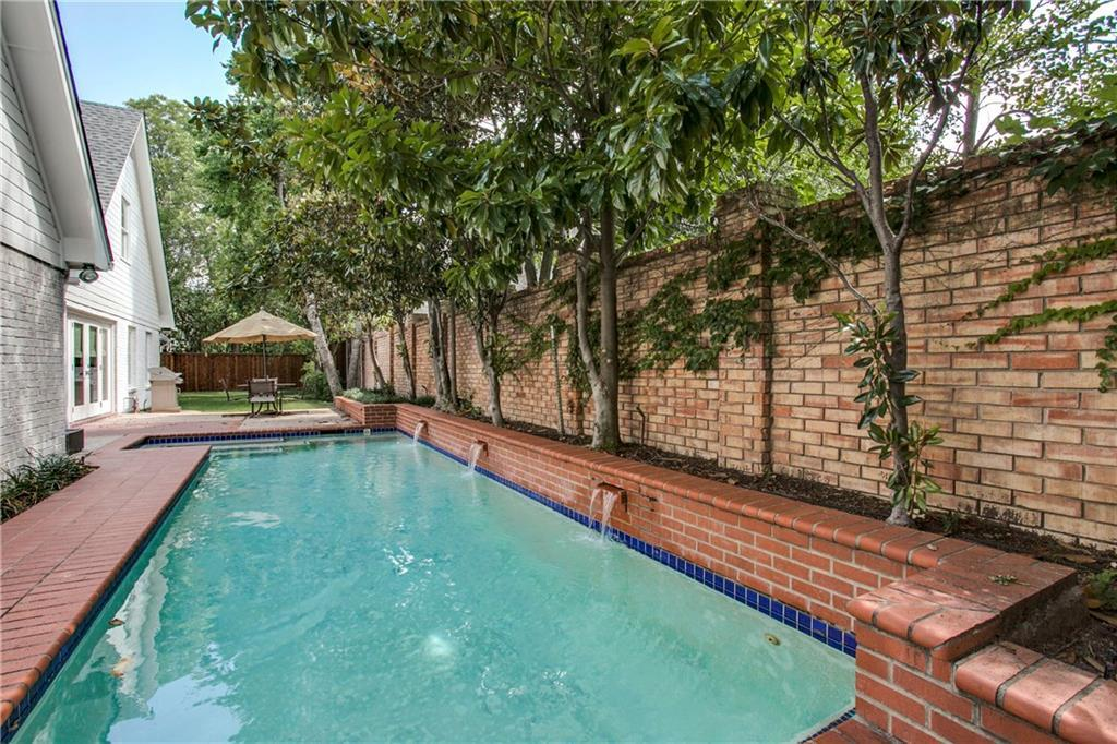 Sold Property | 9909 Edgemere Road Dallas, Texas 75230 24