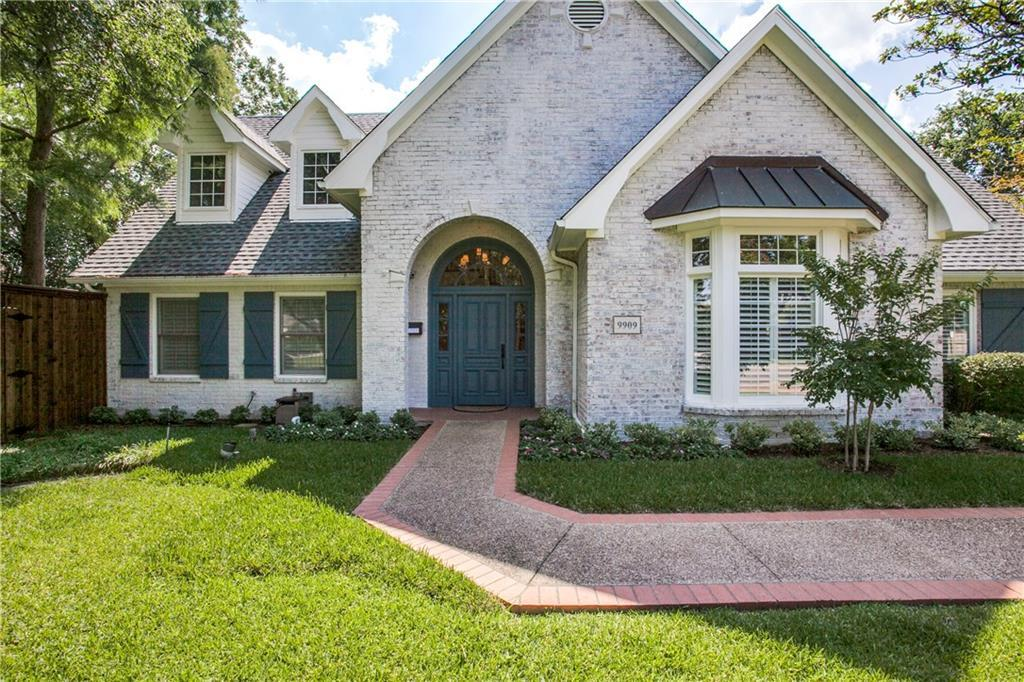 Sold Property | 9909 Edgemere Road Dallas, Texas 75230 3