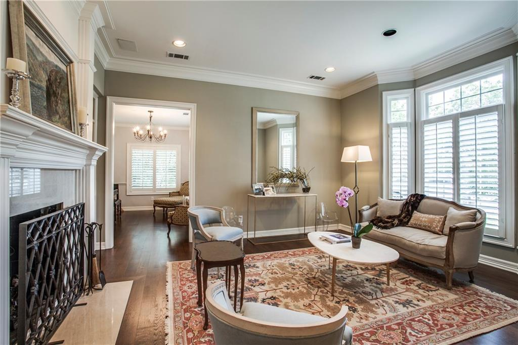 Sold Property | 9909 Edgemere Road Dallas, Texas 75230 7