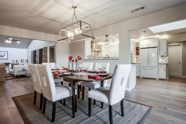 Sold Property | 7900 Abramshire Avenue Dallas, Texas 75231 7