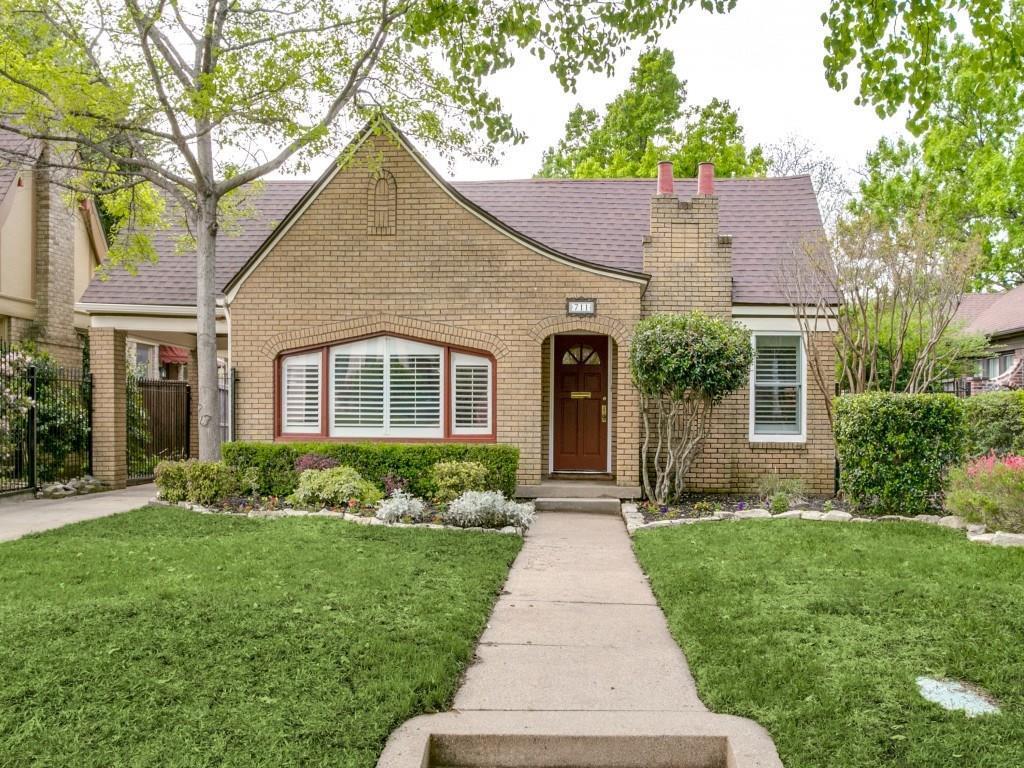 Sold Property | 711 Cordova Street Dallas, Texas 75223 0