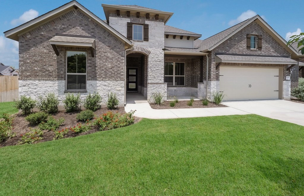 Sold Property   1645 Amarone Drive Leander, TX 78641 2