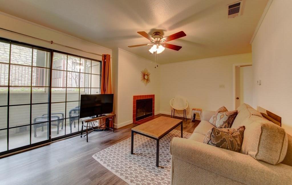 Sold Property | 1510 W North Loop BLVD #414 Austin, TX 78756 0