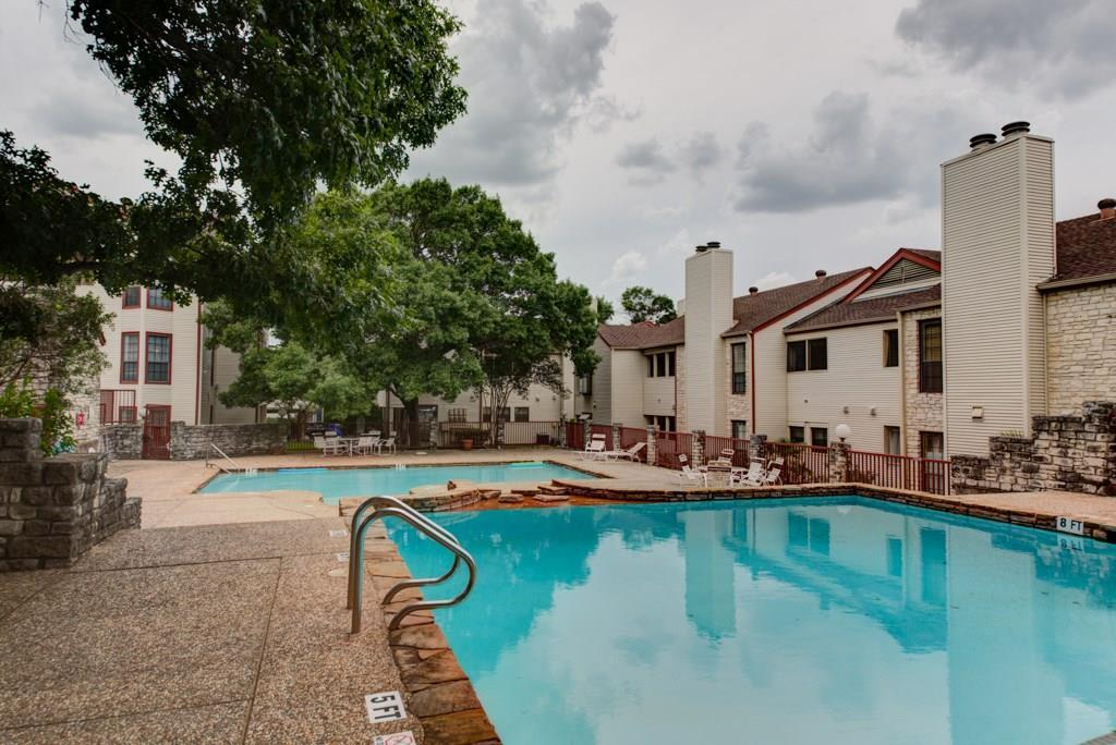 Sold Property | 1510 W North Loop BLVD #414 Austin, TX 78756 1