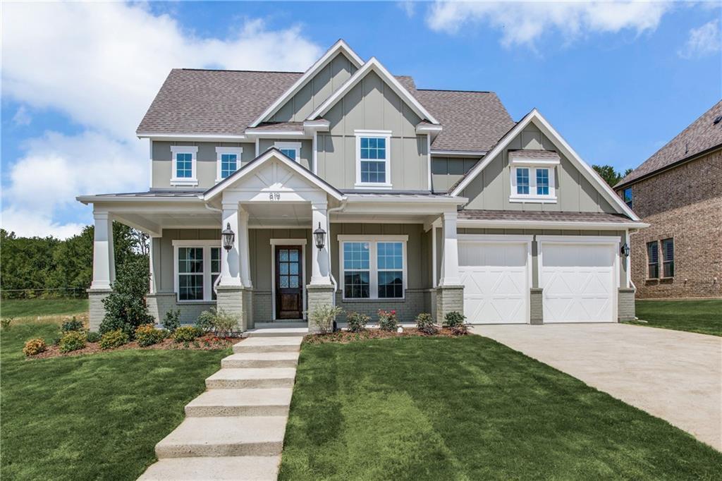 Sold Property | 819 Big Sky Way Argyle, Texas 76226 0