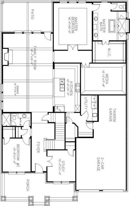 Sold Property | 819 Big Sky Way Argyle, Texas 76226 20
