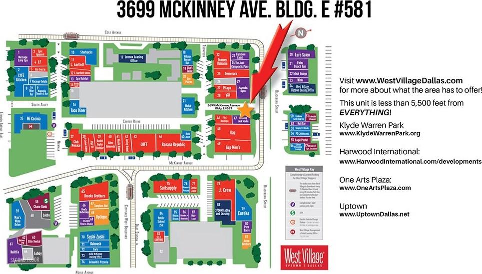 Sold Property | 3699-E Mckinney Avenue #581E Dallas, Texas 75204 25
