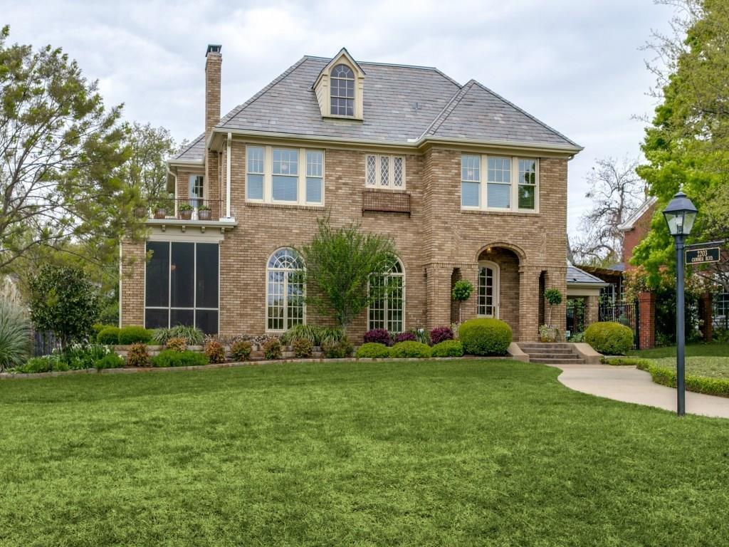 Sold Property | 2203 Cambria Boulevard Dallas, Texas 75214 1