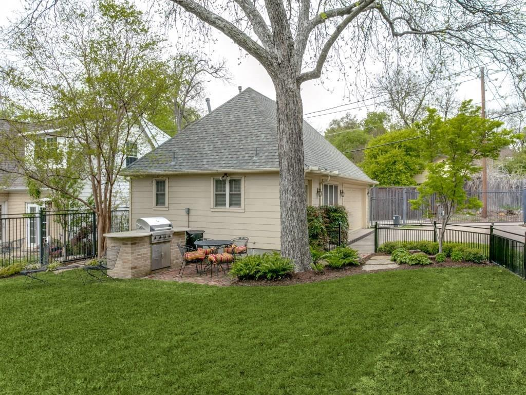Sold Property | 2203 Cambria Boulevard Dallas, Texas 75214 34