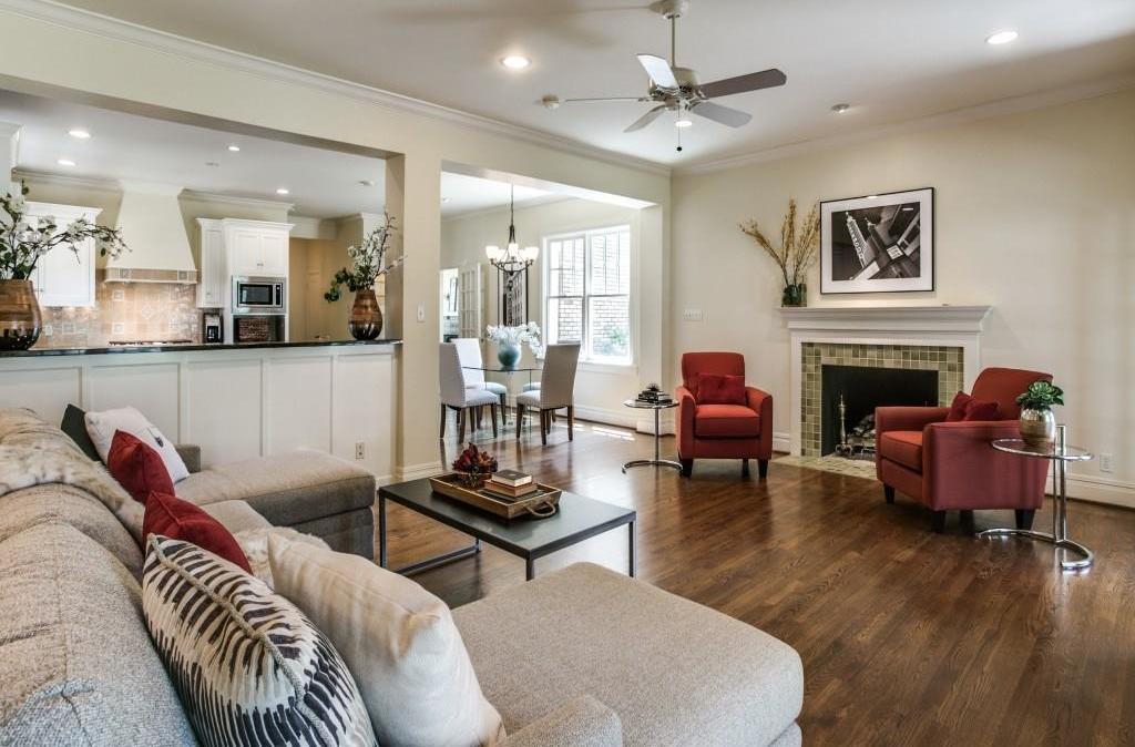 Sold Property | 2203 Cambria Boulevard Dallas, Texas 75214 9