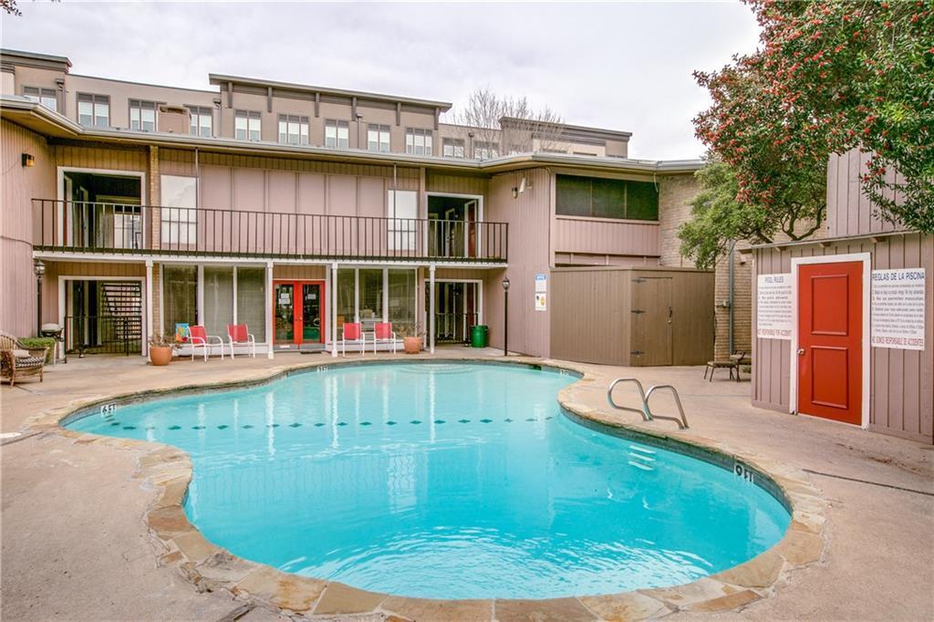 Sold Property | 2627 Douglas Avenue #115 Dallas, Texas 75219 12