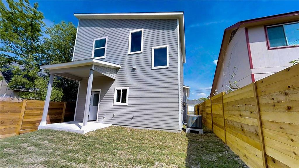 Sold Property | 6902 Carver  AVE #A Austin, TX 78752 1
