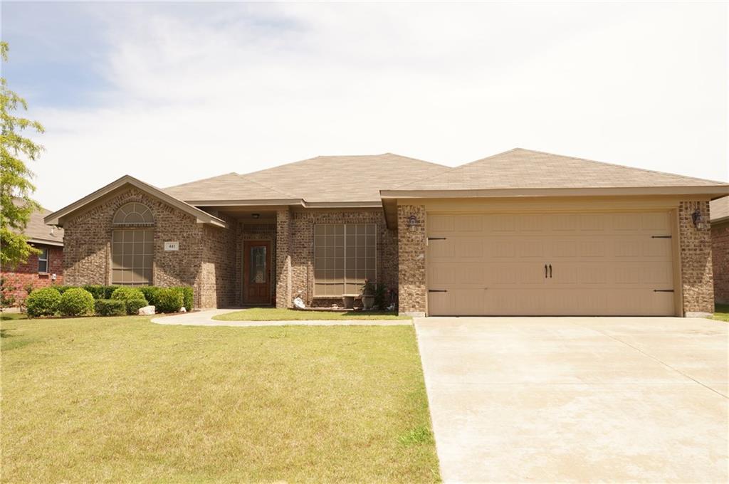 Sold Property   441 Nutmeg  Burleson, Texas 76028 0