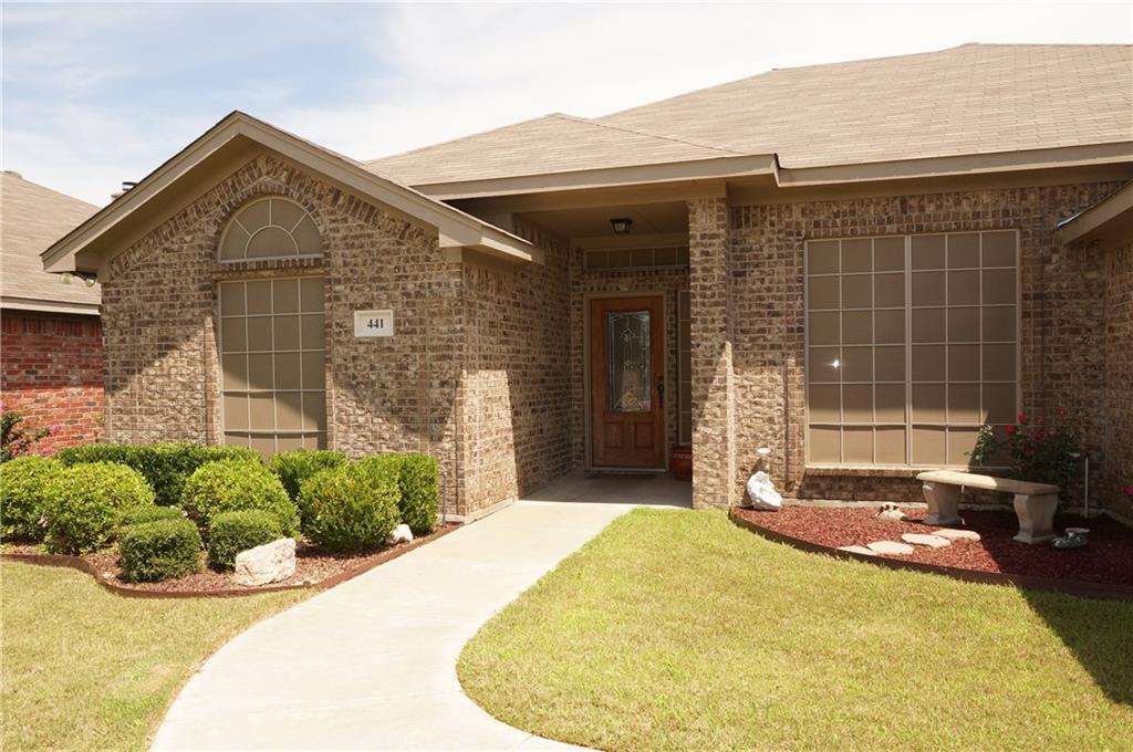 Sold Property   441 Nutmeg  Burleson, Texas 76028 1