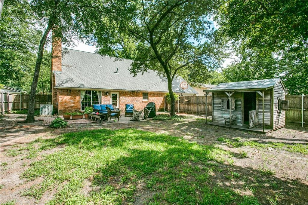 Sold Property | 9671 Broken Bow Road Dallas, Texas 75238 22