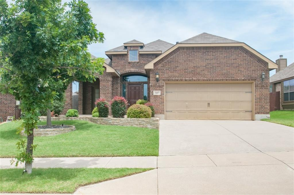 Leased | 3417 Beekman Drive Fort Worth, Texas 76244 3