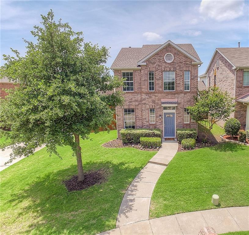 Sold Property   7171 Drummond Drive Frisco, Texas 75035 1