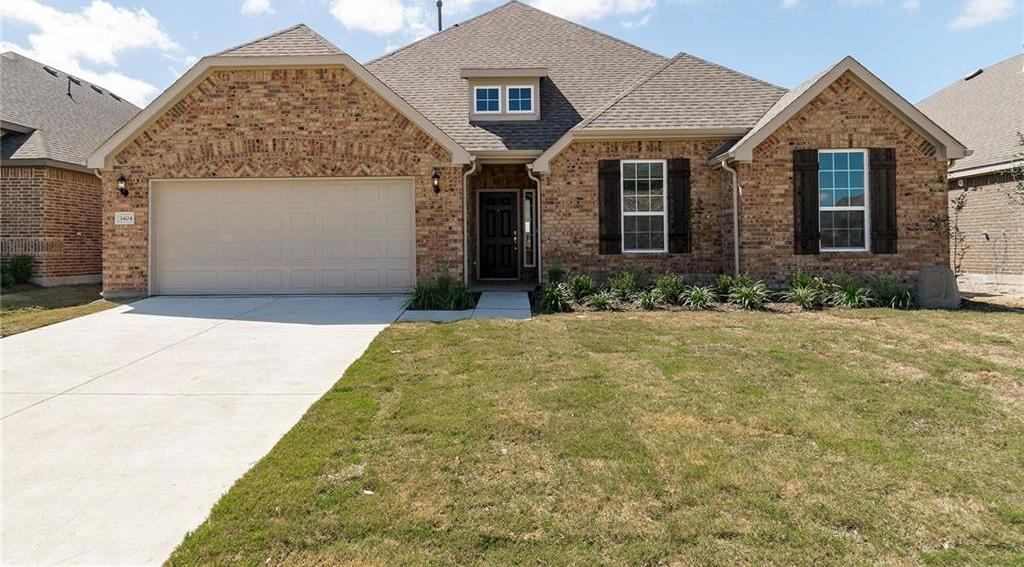 Sold Property | 3404 Woodford Drive Mansfield, Texas 76084 0